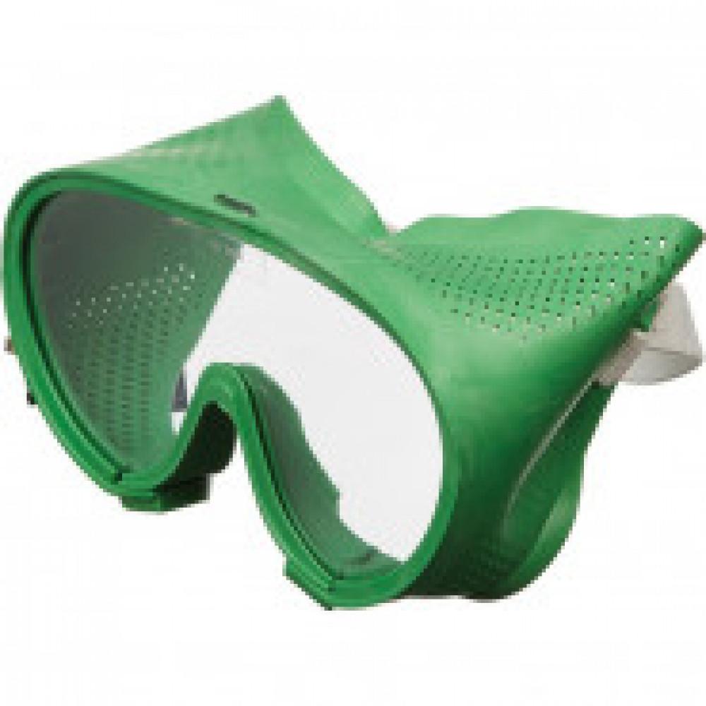 Очки защитные закрытые Р2 ПВ прозрачные