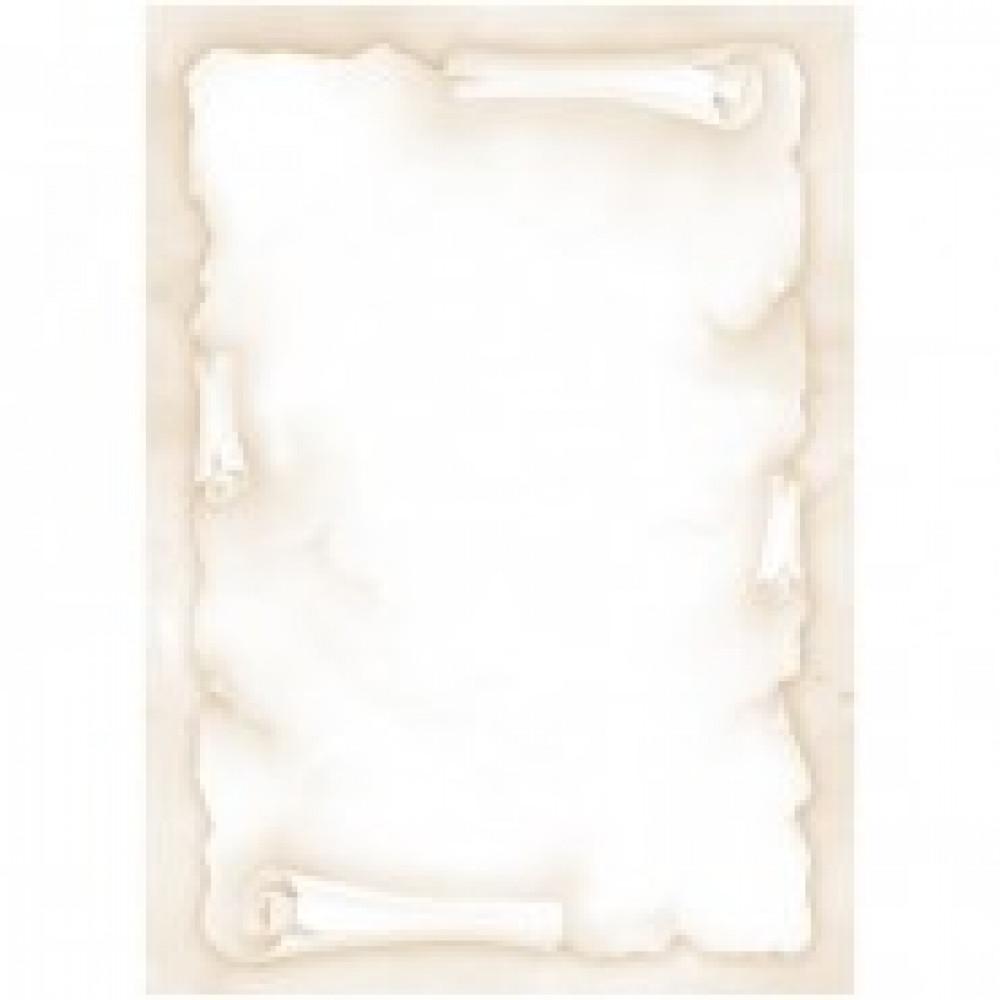 Бумага с готовым изображением TSC6720 Дизайн-бумага Свиток (А4,90г,уп.20л.)