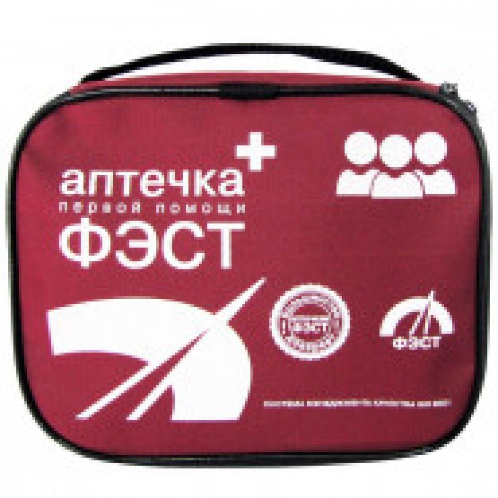Аптечка первой помощи работникам ФЭСТ (приказ №169н) (мягкий футляр)