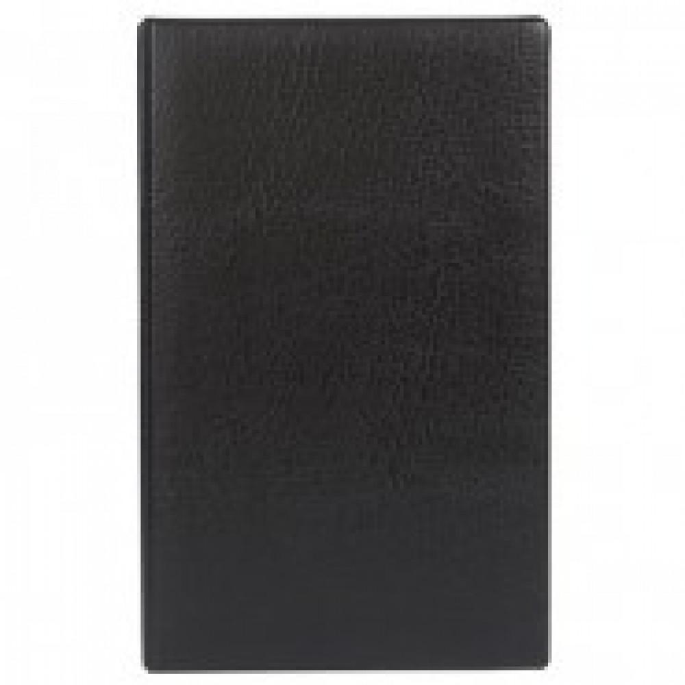 Визитница настольная -телефонная книга, черная,2127.К-107