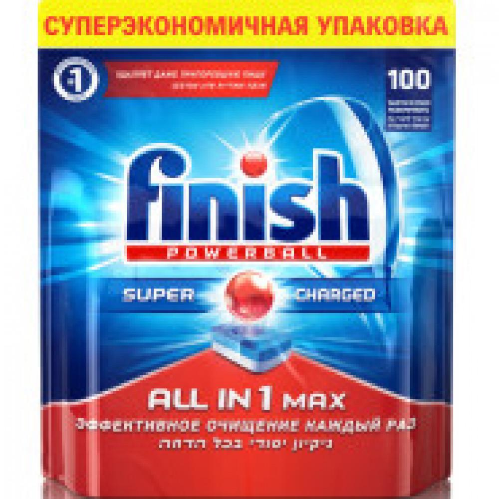 Таблетки д/пмм FINISH All in1  100шт