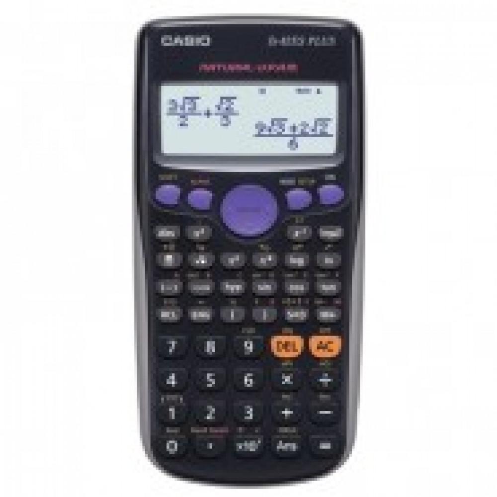 Калькулятор CASIO научный FX82ES PLUS 10+2 разряд.,249 мат.действ.