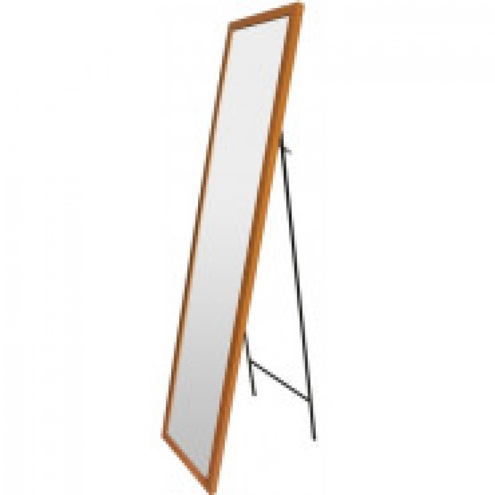 Зеркало МИР_в раме МДФ 354x24x1554 / 300x1500 (3400419.10) ольха