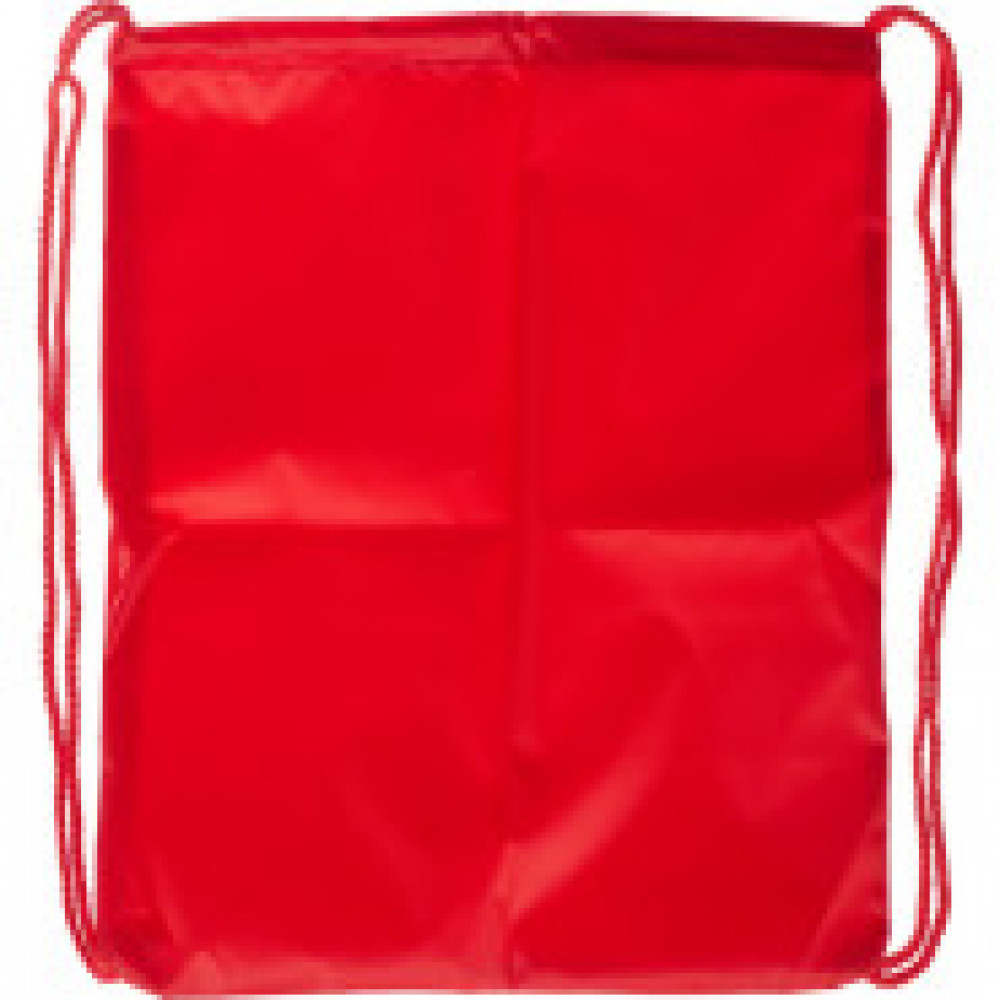 Мешок для обуви №1School 1 отд,полиэстер, 350x420 мм, красный