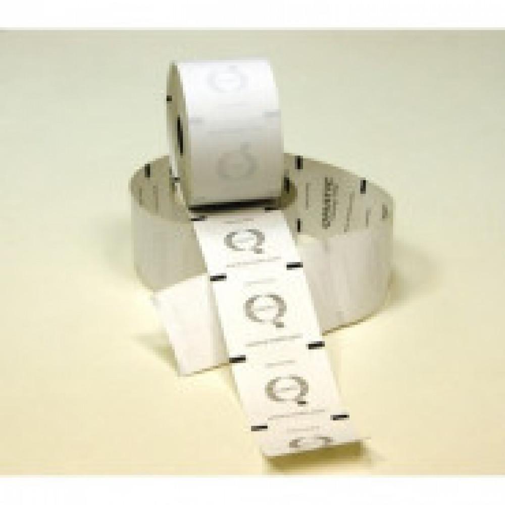Термобилет Q-Matic,60x60мм(2000)дуг.пер.вт.26мм,24шт/упTP 71