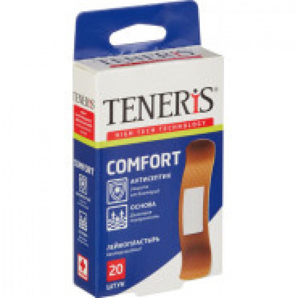 Набор пластырей COMFORT FLEX, Teneris 20 шт/уп.