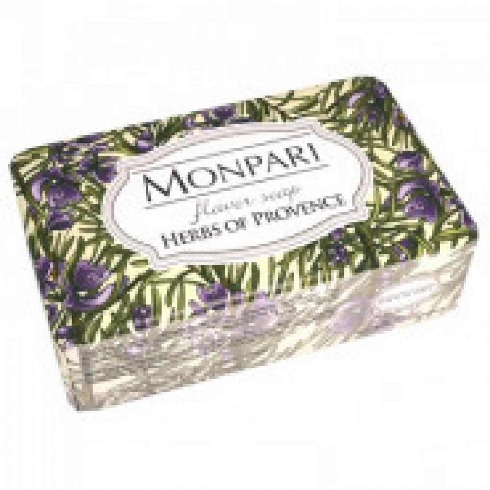 Мыло туалетное Monpari Herbs of Provence (Травы Прованса) 200 гр.