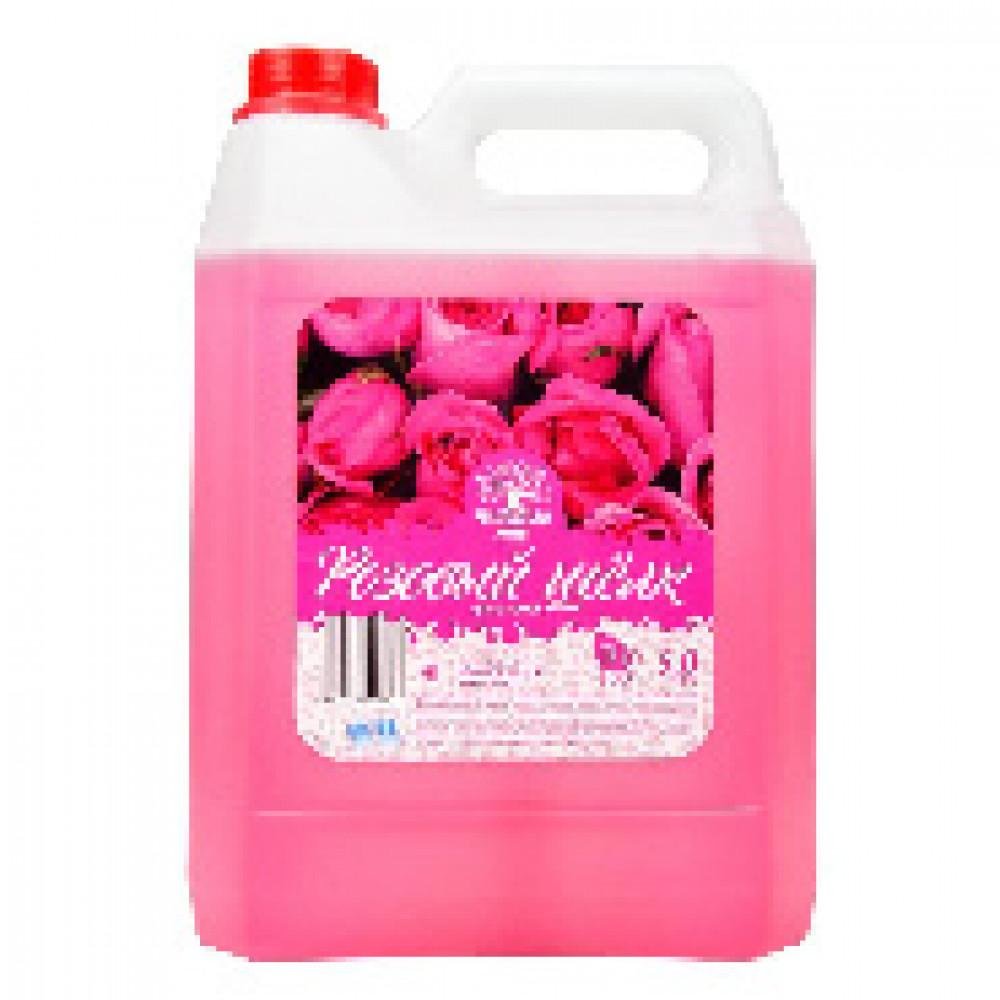 Крем-мыло Фаворит 5л. ( розовый шелк)