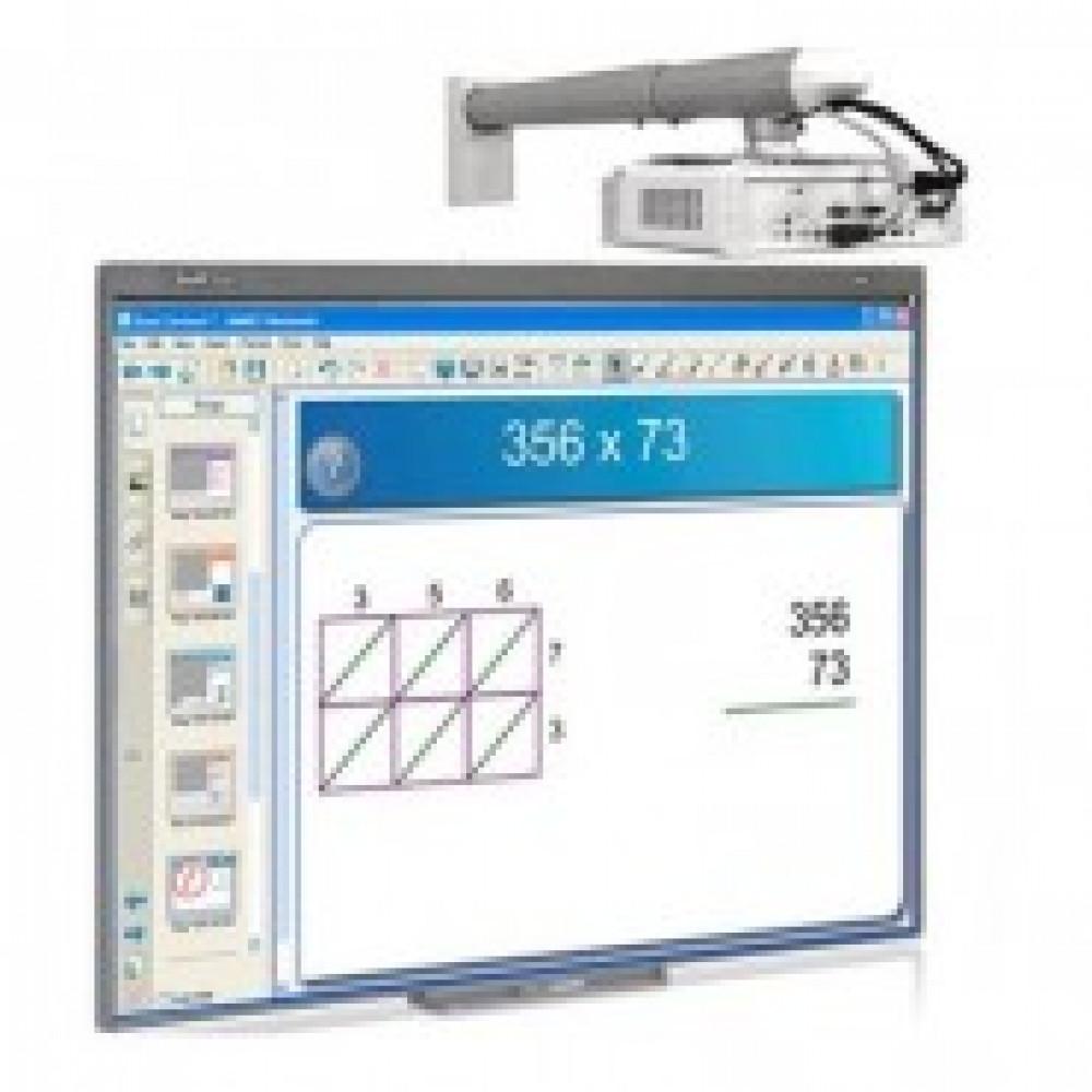 Комплект интерактивный SMART Board SB480iv4 (состоит из 4-х мест)