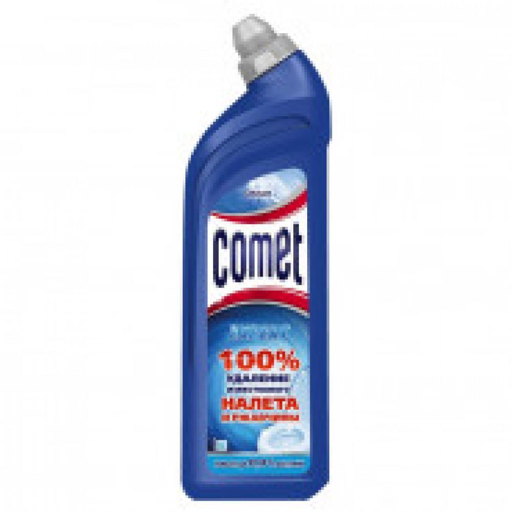Средство для сантехники Comet гель 750мл отдушки в ассортименте