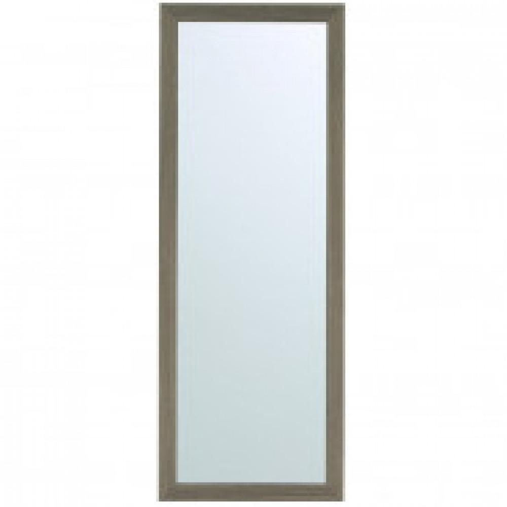 Зеркало МИР_в раме МДФ 354x15x955 / 300x900 (3400222.03) серое дерево