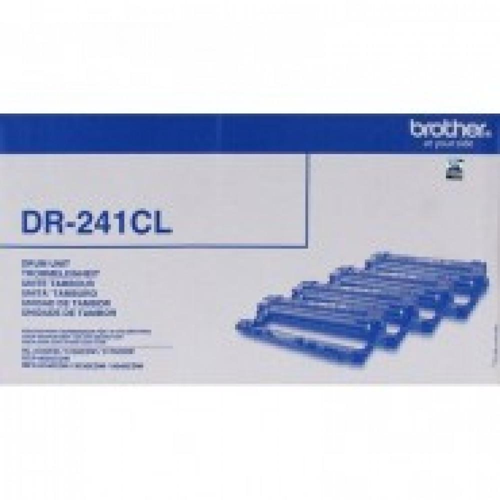 Драм-картридж Brother DR-241CL для HL-3140, DCP-9010
