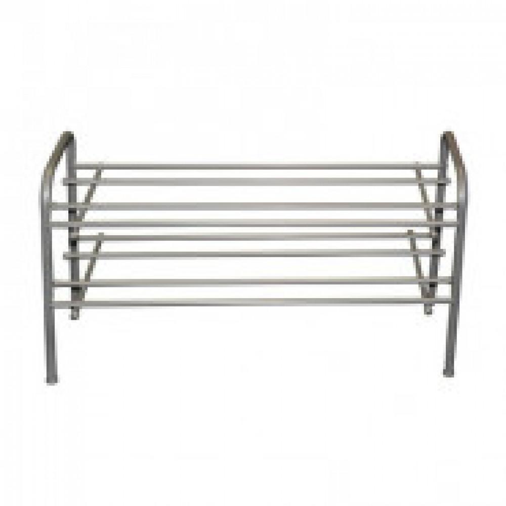 Мебель для домаTI_Подставка для обуви ПО - 2/70 серый