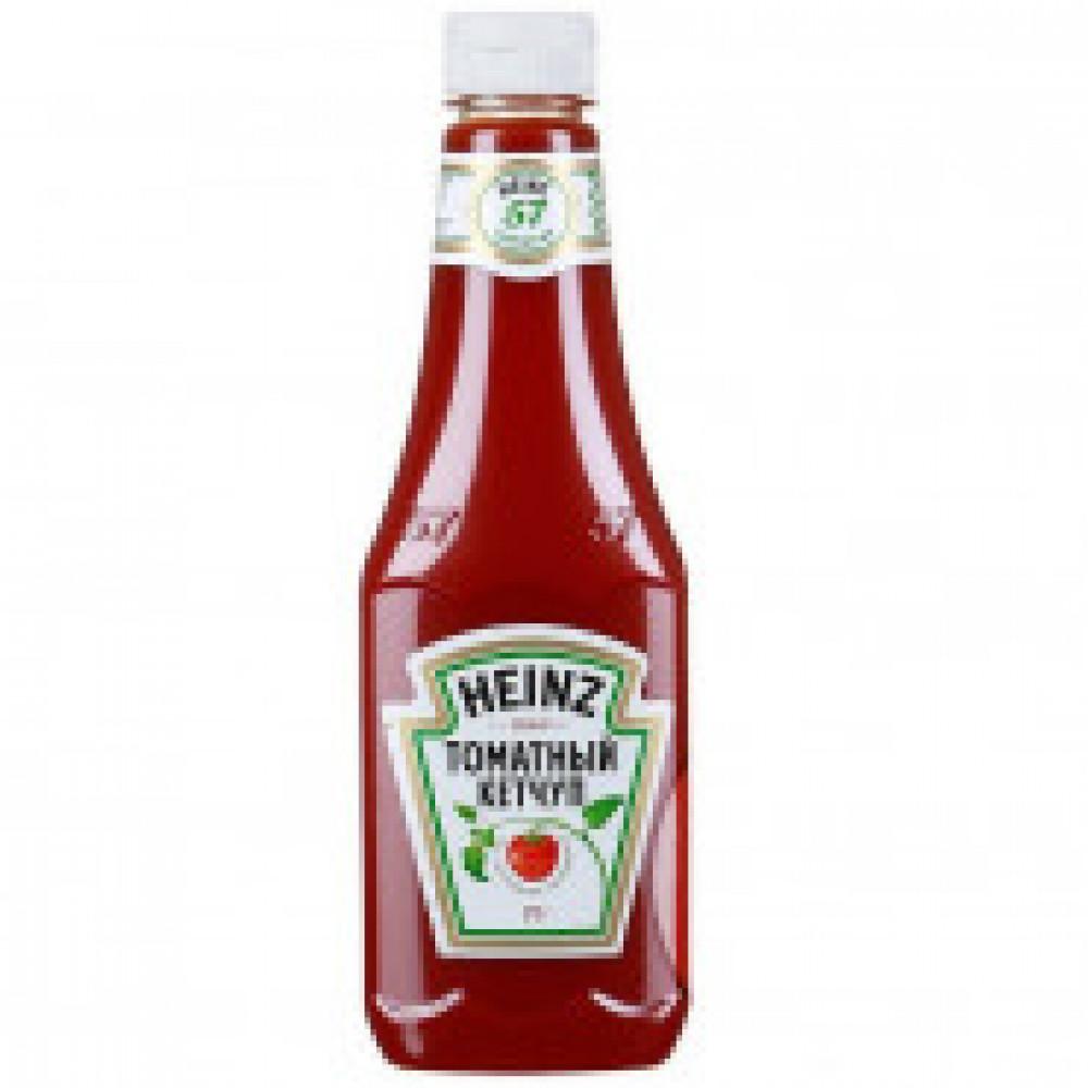 Кетчуп Heinz Томатный бут., 570 г