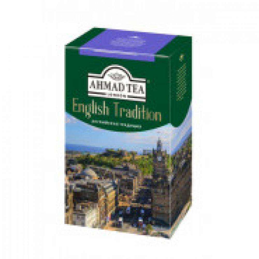 Чай Ahmad Tea Английская традиция черный 100г 1303