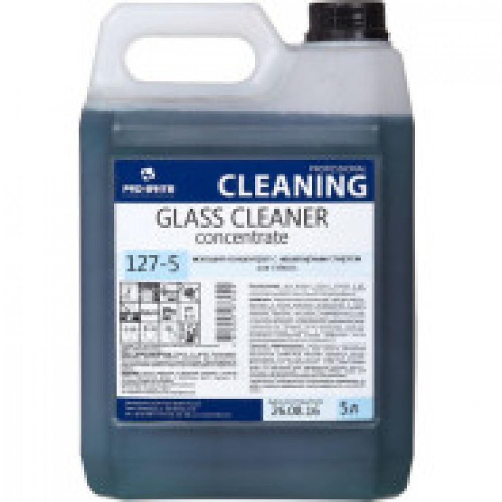 Профессиональная химия Pro-BriteGLASS CLEANER Concentrate5л(127-5,д/стекол