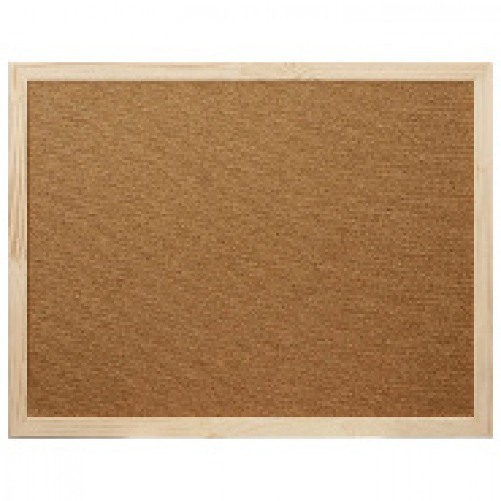 Доска SOFTBOARD Attache Economy 30х45 деревян. рама