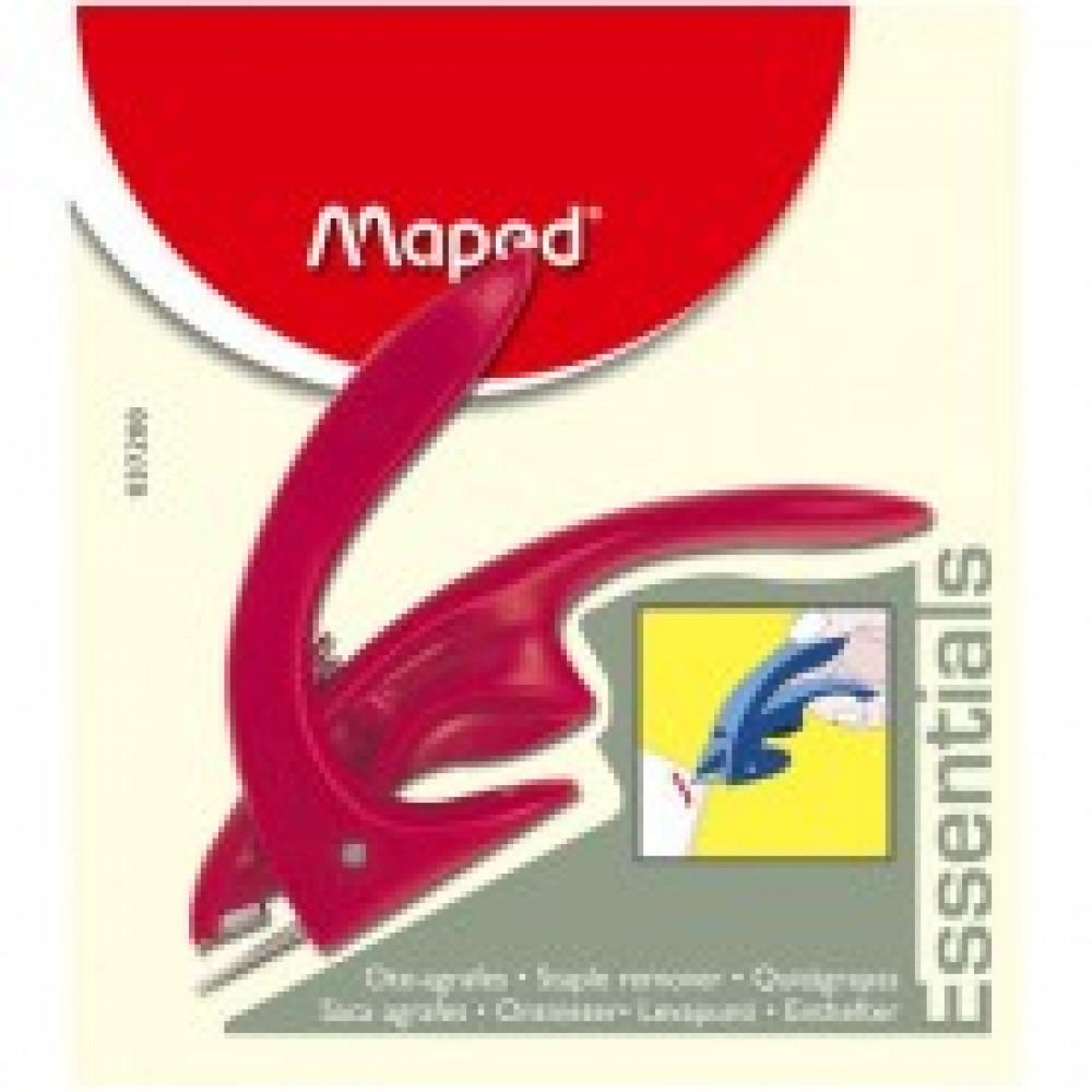 Антистеплер Maped 037200 для скоб №10,24/6,26/6, цвет в ассорт.