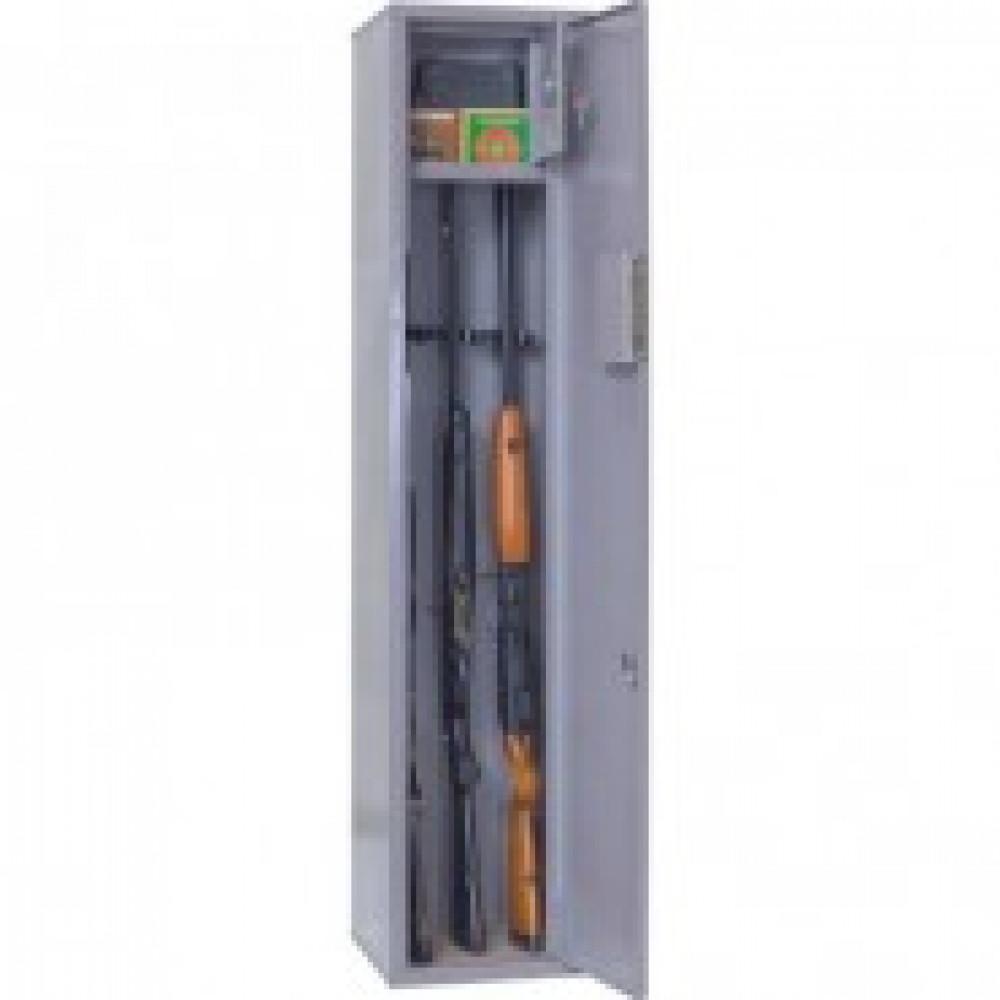 Сейф Мн ОШН-3 шкаф оруж., 3 ствола, ключ.замок