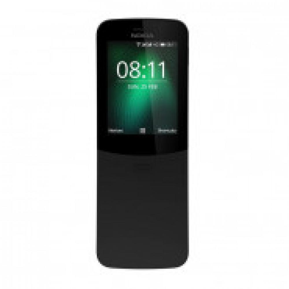 Мобильный телефон NOKIA 8110 DS TA-1048 16ARGB01A02 черный