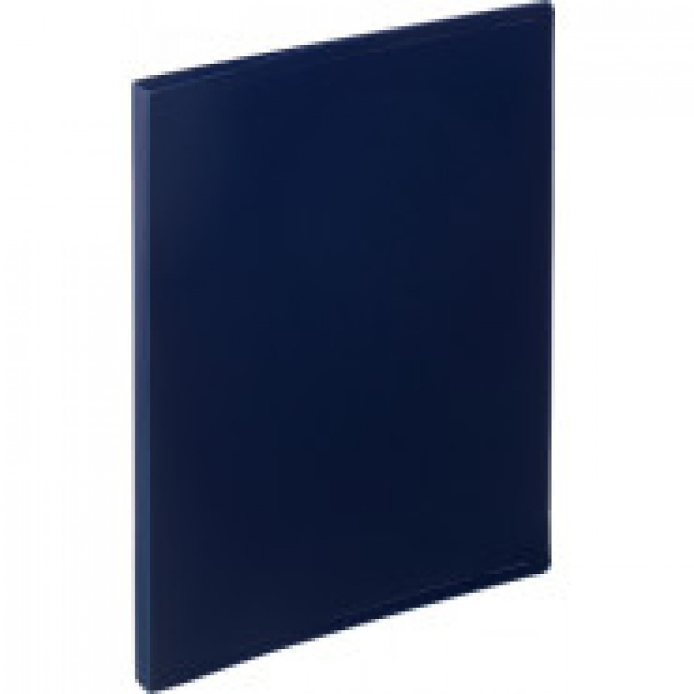 Папка с метал. скоросшивателем Attache 055S-E синий