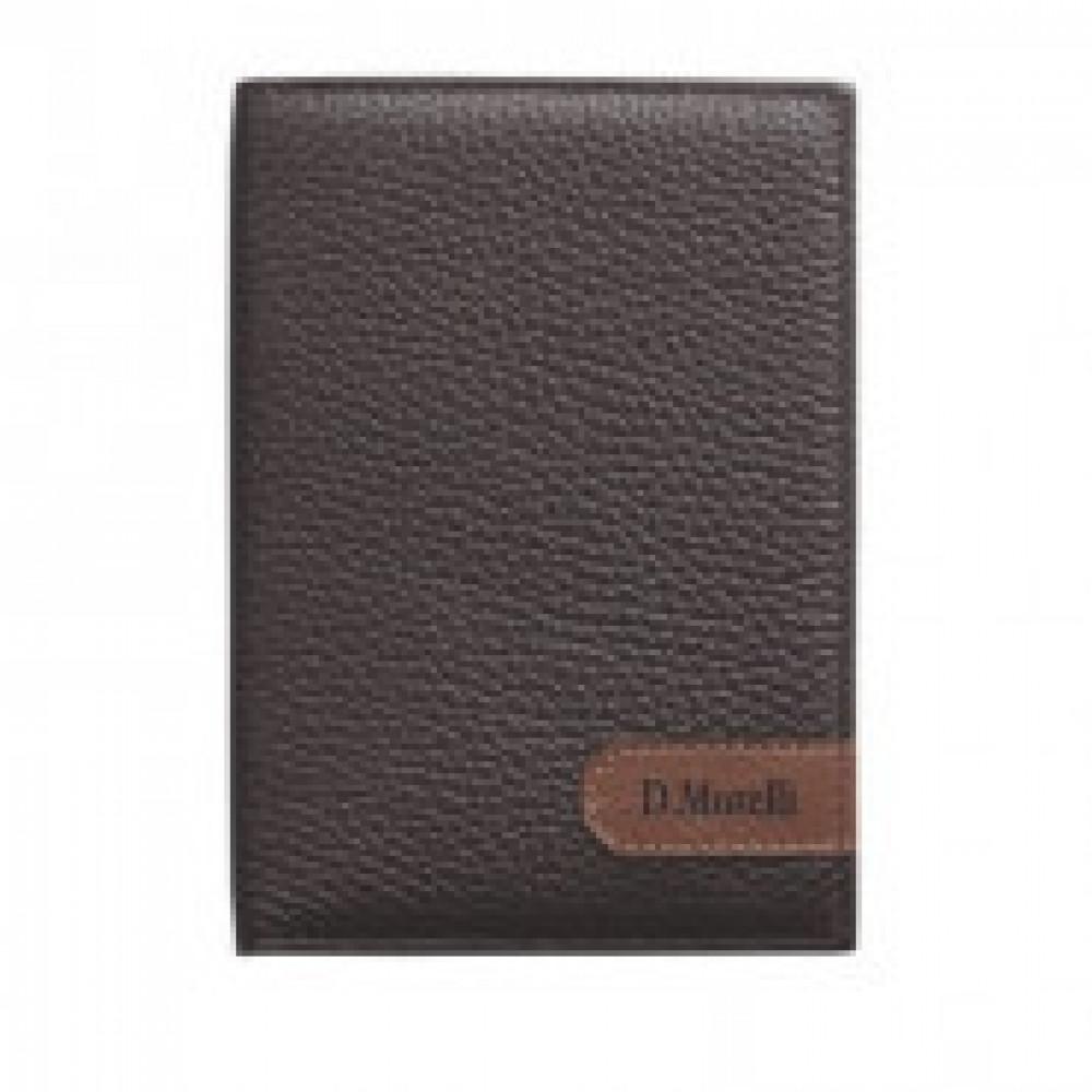 Бумажник водителя Вестерн коричневый DM-В001-KF02