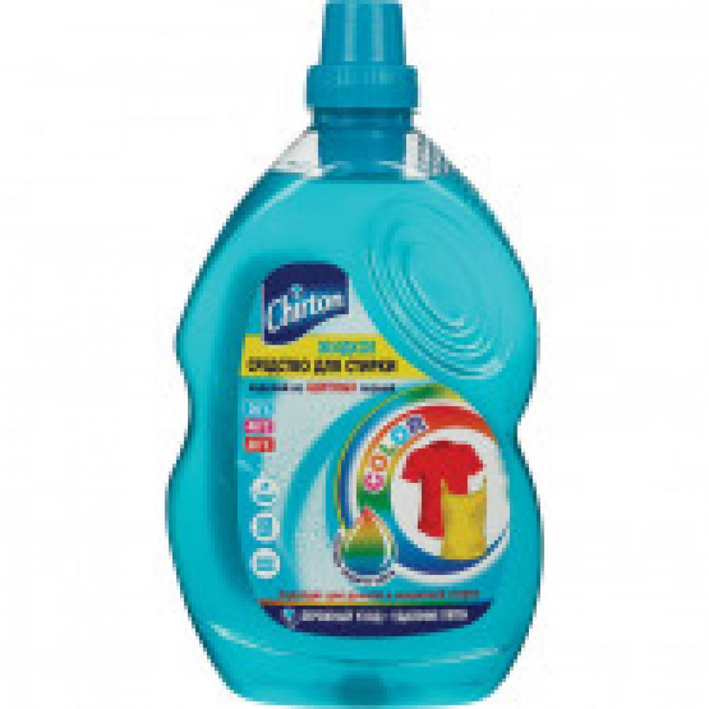 Жидкость для стирки CHIRTON для цветных тканей 1325 мл