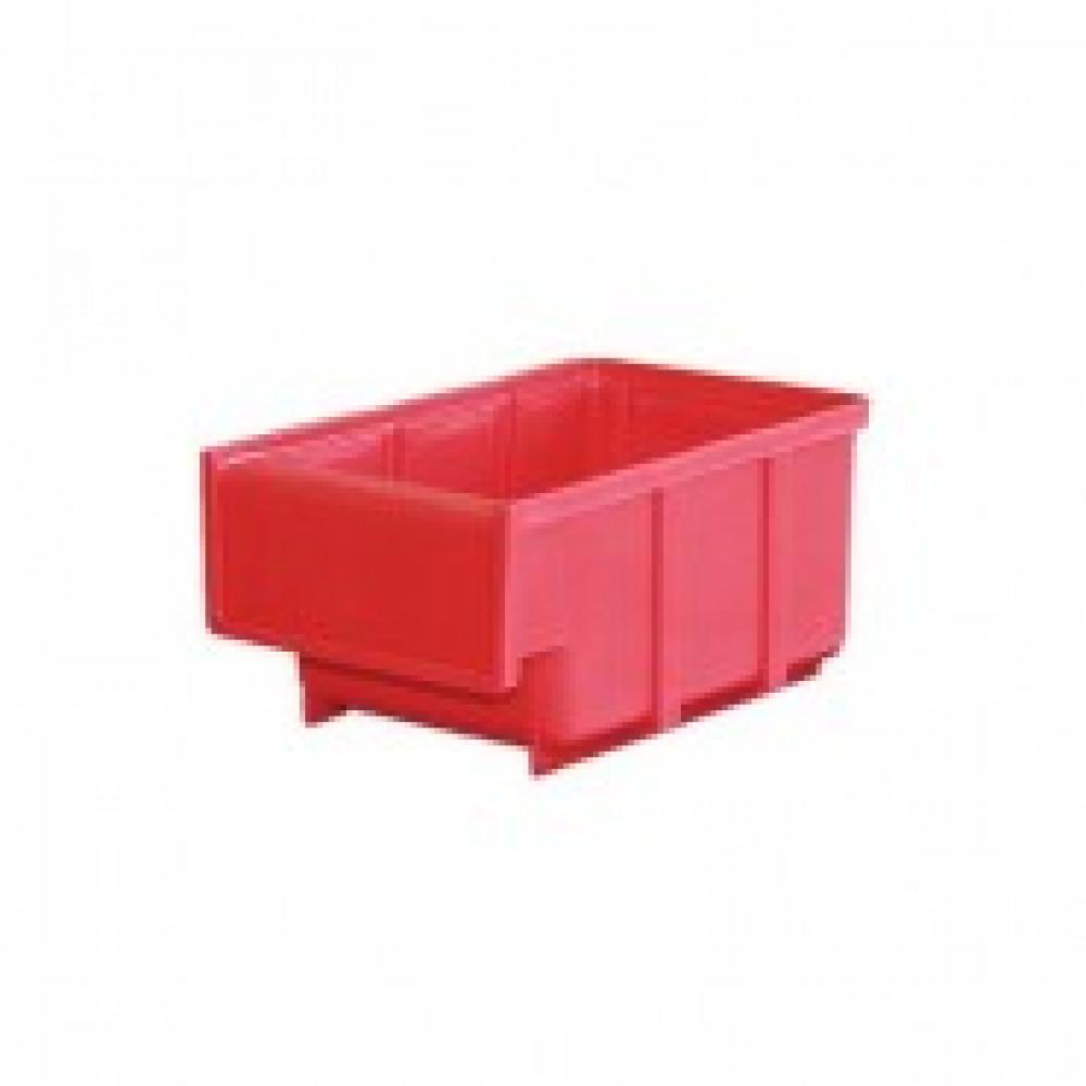 Метал.Мебель D_Ящик пластиковый Серия Б красный 105х170х80