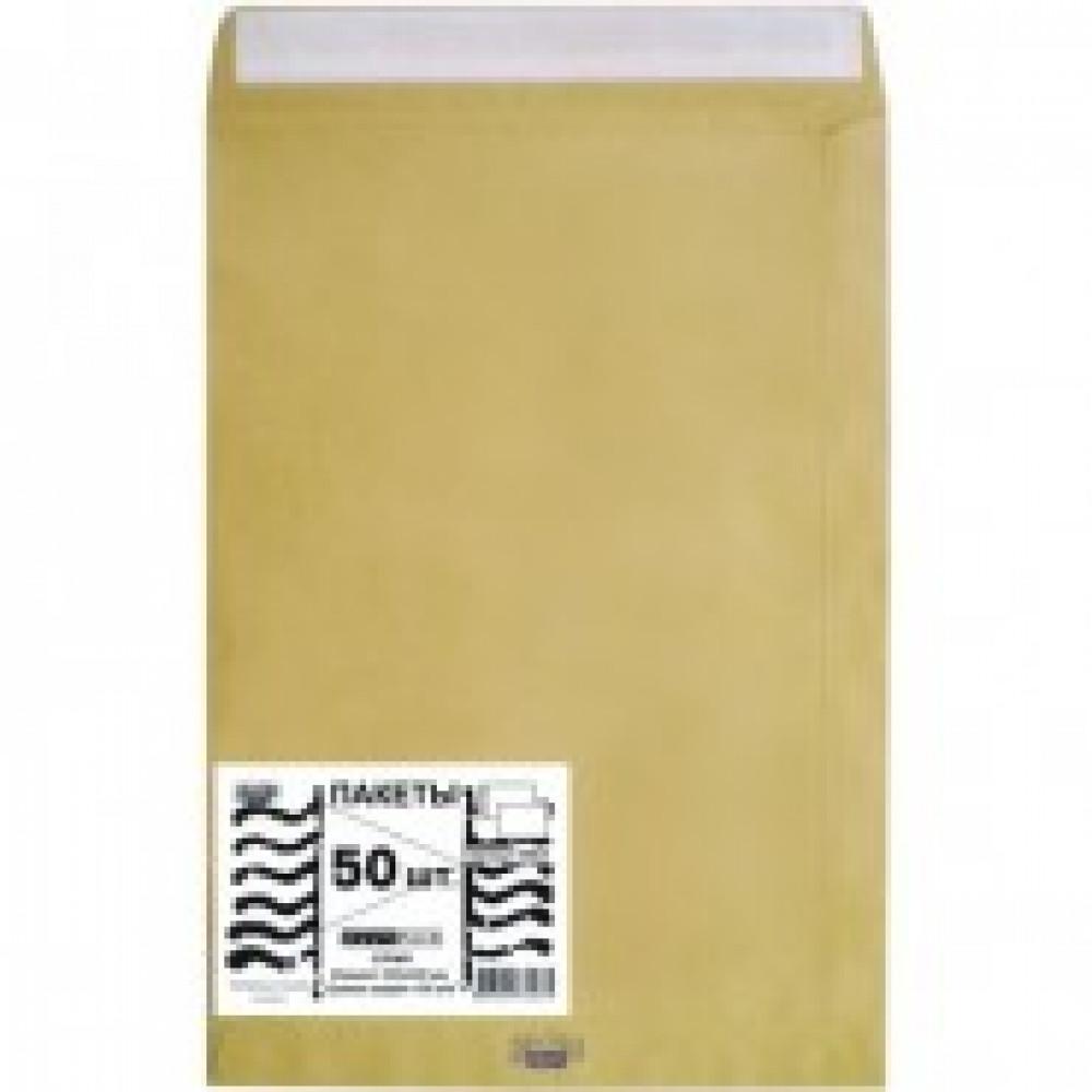 Пакет Крафт E4 стрип Multipack 300х400 100г 50шт/уп/5863