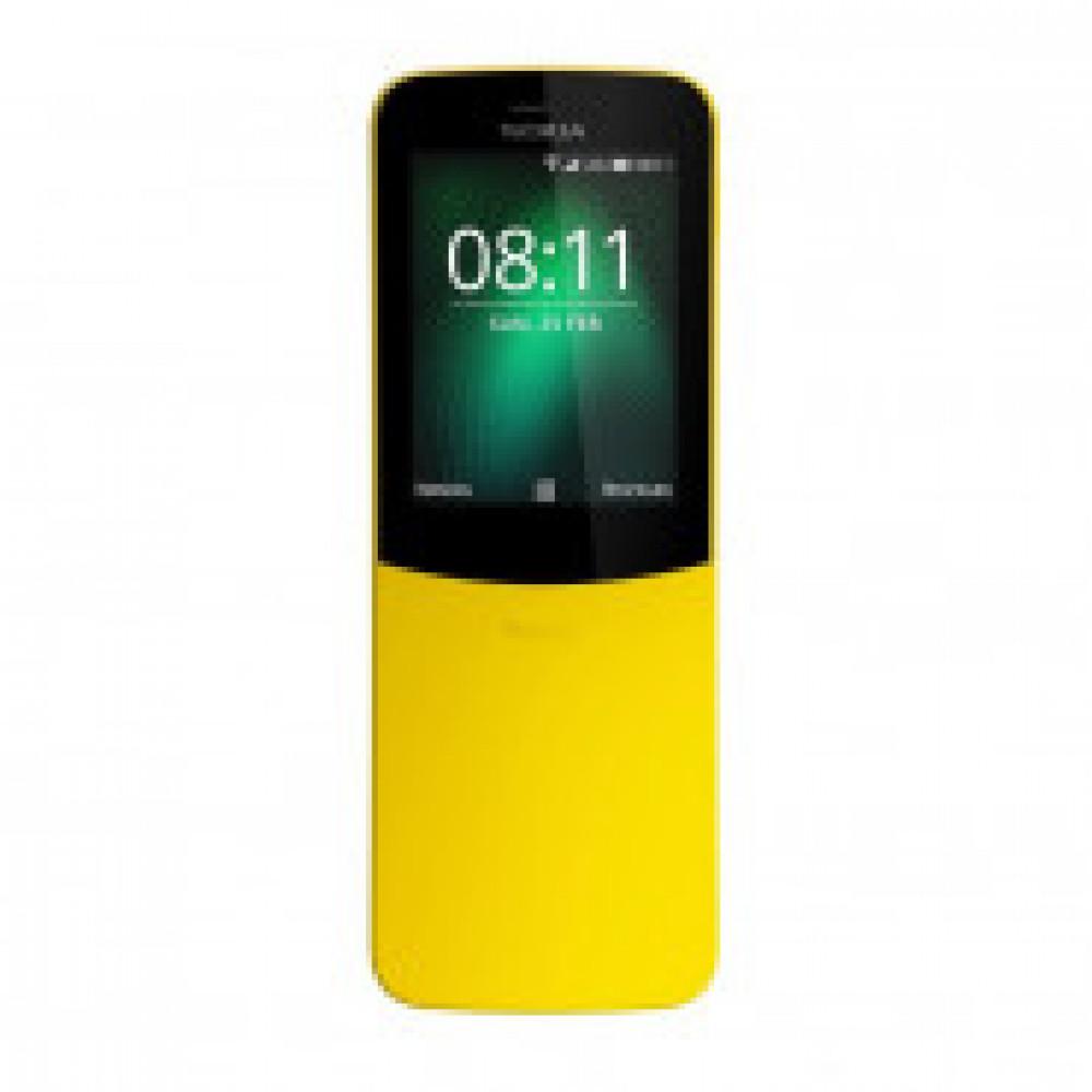 Мобильный телефон Nokia 8110 DS TA-1048 желтый (16ARGY01A02)