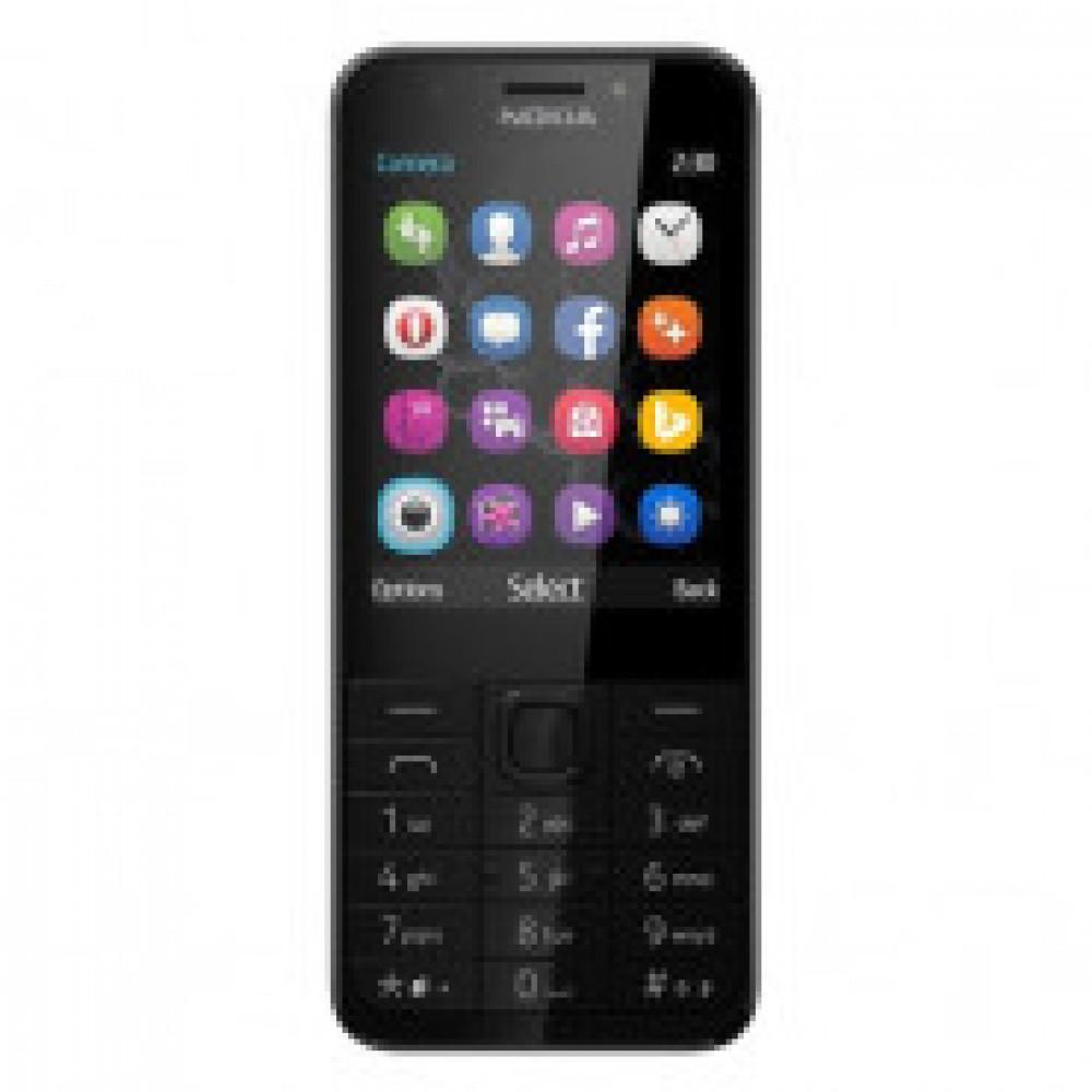 Мобильный телефон NOKIA 230 DS RM-1172 Dark_Silver(A00026971)