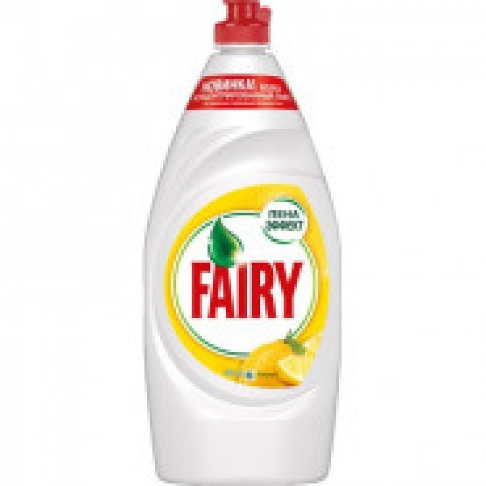 Средство для мытья посуды Fairy Лимон/Апельсин и лимонник 900мл