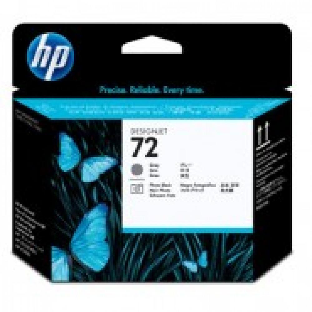 Головка печатающая HP 72 C9380A сер./чер. фото для DgnJ T610/1100