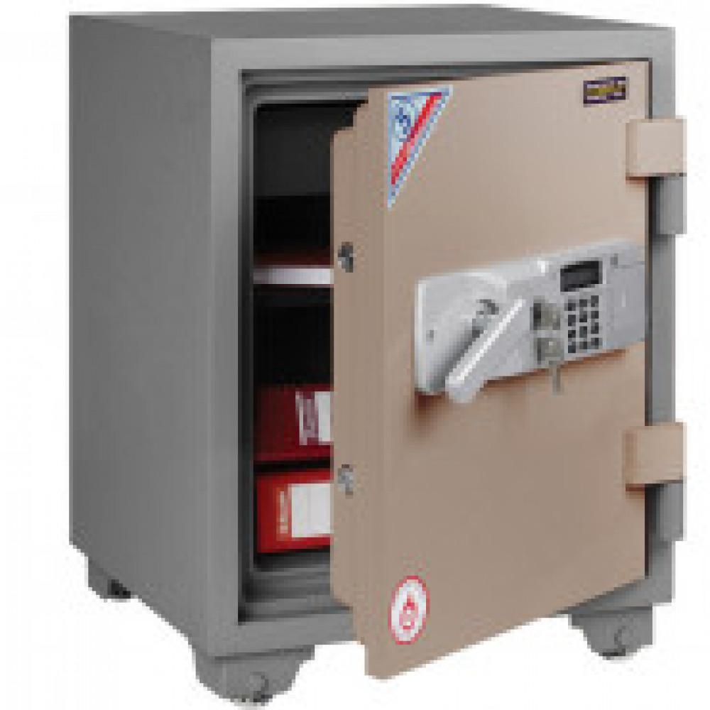Сейф (к1) COBALT BS-T750EL огнестойкий,электрон.кодовый+ключ