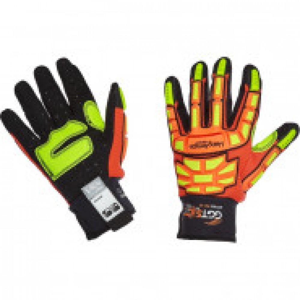 Перчатки защитные HexArmor GGT5 Mud Series (р10) (4021x)