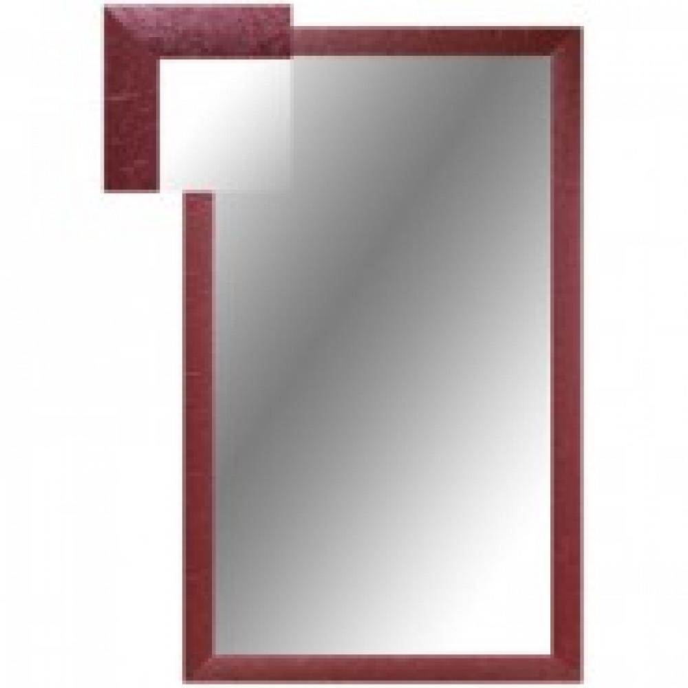 Зеркало KD_Зеркало настенное Attache 1801 ШР-1 шелк россо
