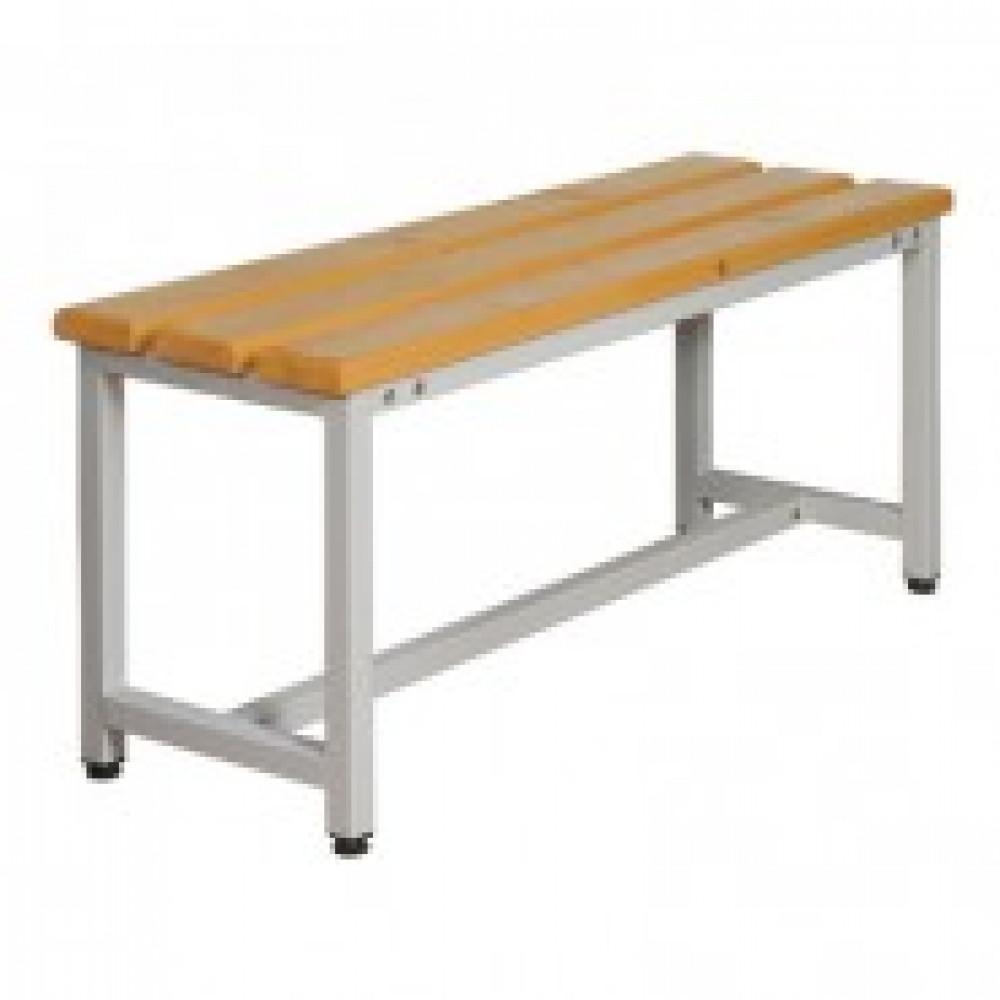 Метал.Мебель К_СК-1-1000 скамья сосна, 1000х350х480