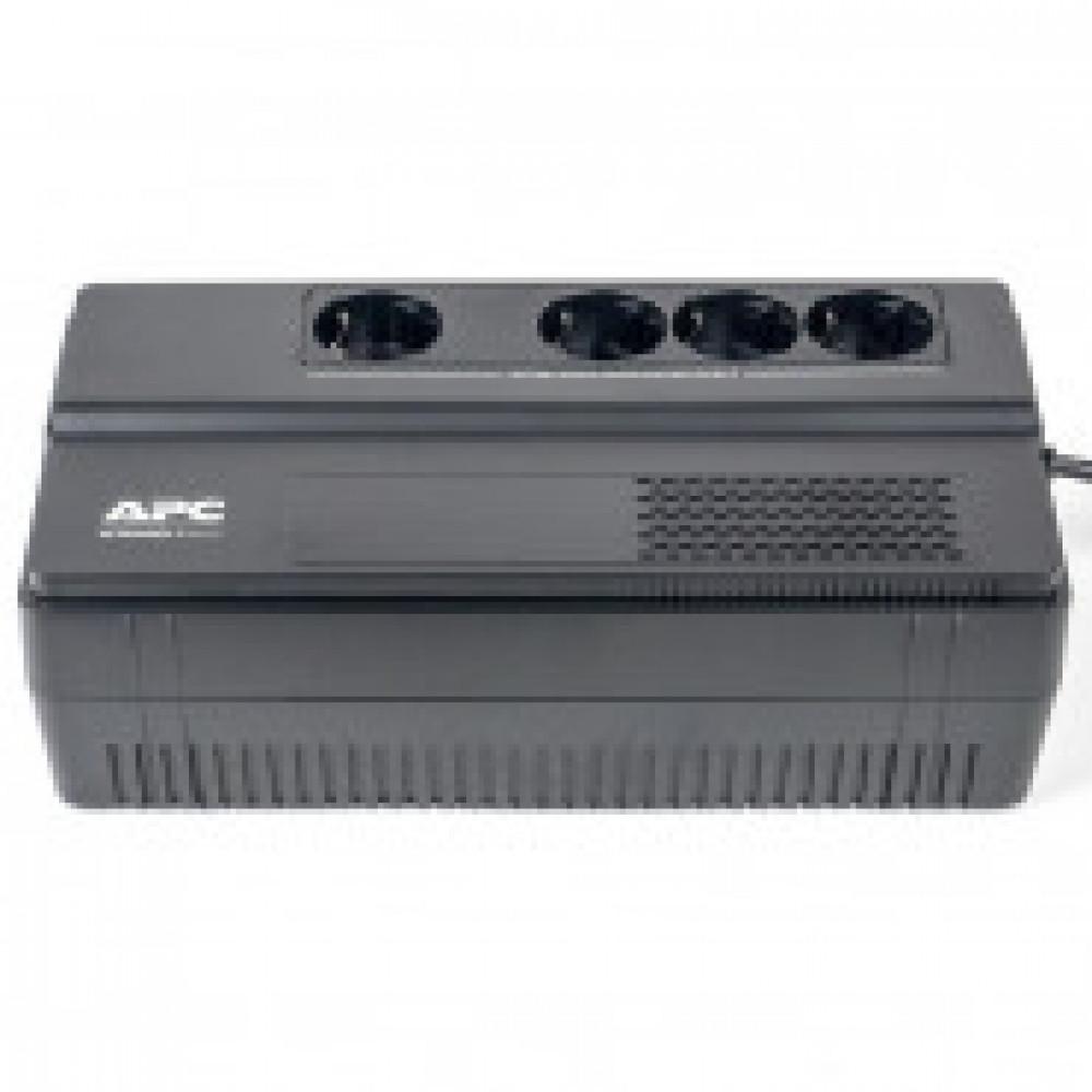 ИБП APC Back-UPS BV800I-GR 800VA/450Вт 4 EURO черный