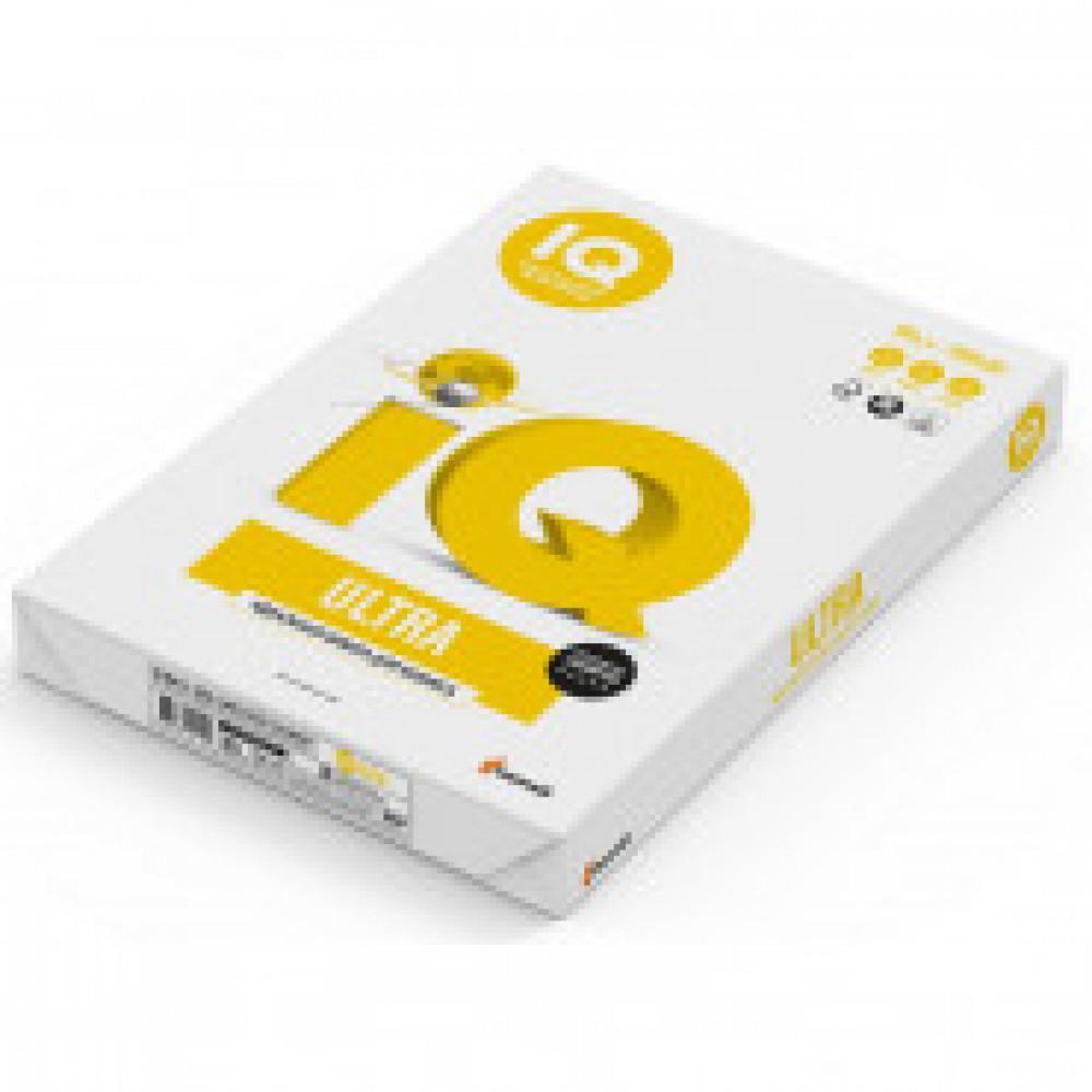 Бумага для ОфТех IQ ULTRA (А3,80г,168%CIE) пачка 500л.