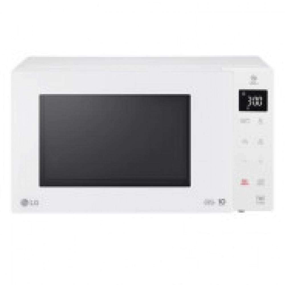 Микроволновая печь LG MW23R35GIH 23л, 1000Вт,белый, Smart Inverter, сенсор