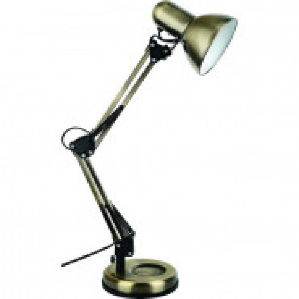 Светильник Arte Lamp A1330LT-1AB античная бронза Е27 40W