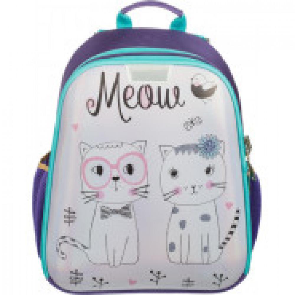 Ранец N1School Meow, экокожа