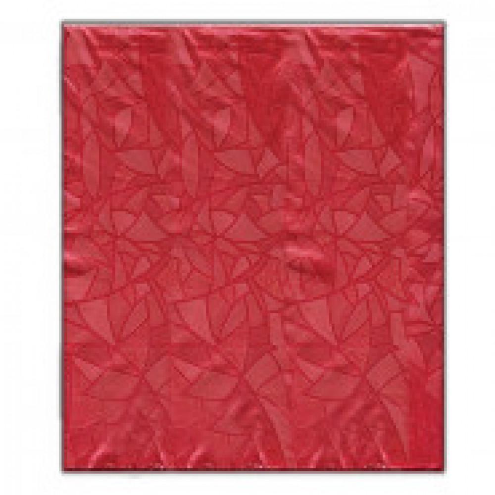 Скатерть ПВХ 120*180см, красная