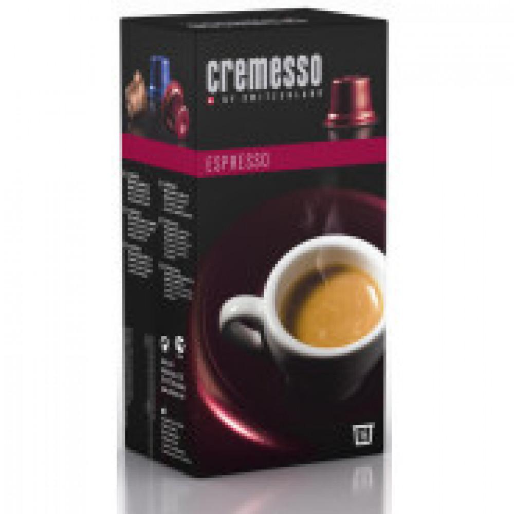Капсулы для кофемашин Cremesso Espresso 16 порций
