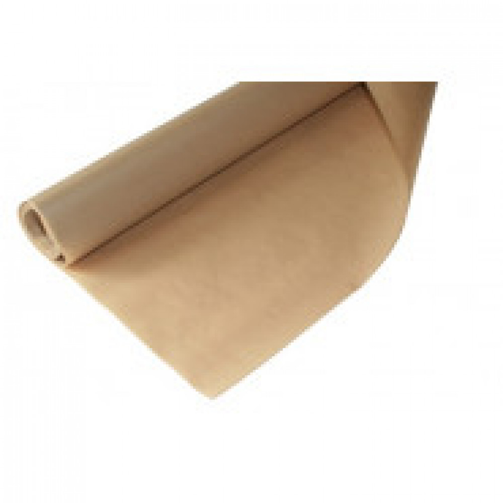 Бумага упаковочная крафт 70 г/м2, рулон 100х70см, 10 листов в рулоне 44984