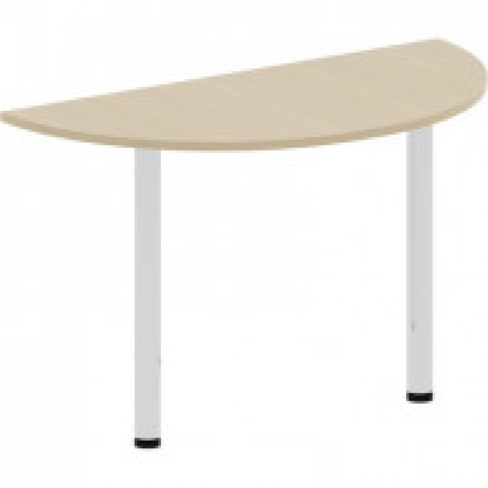Мебель IN Рондо Стол окончание 2 опор СО11н2(2)береза 120