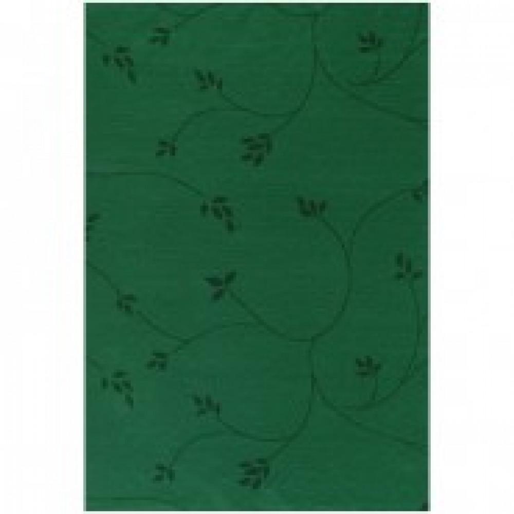 Скатерть бумажная ASTER Creative 1-сл.зеленая 120х200см