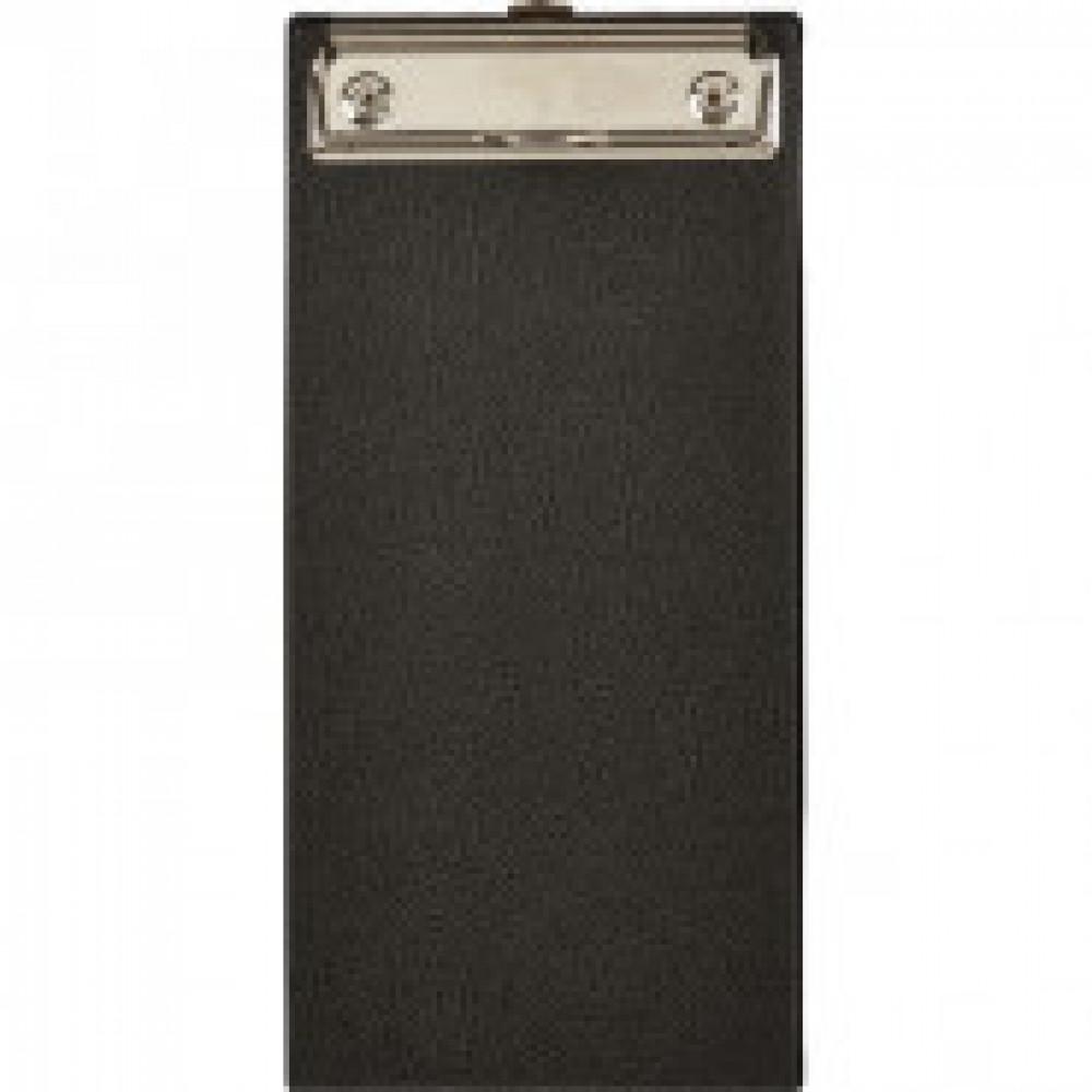 Папка-планшет с зажимом Attache E65 черная