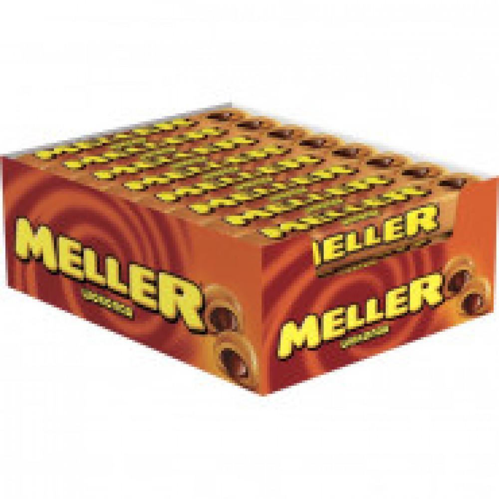 Ирис Meller Шоколад 8х24х38г 8200124 (1x24 шт)