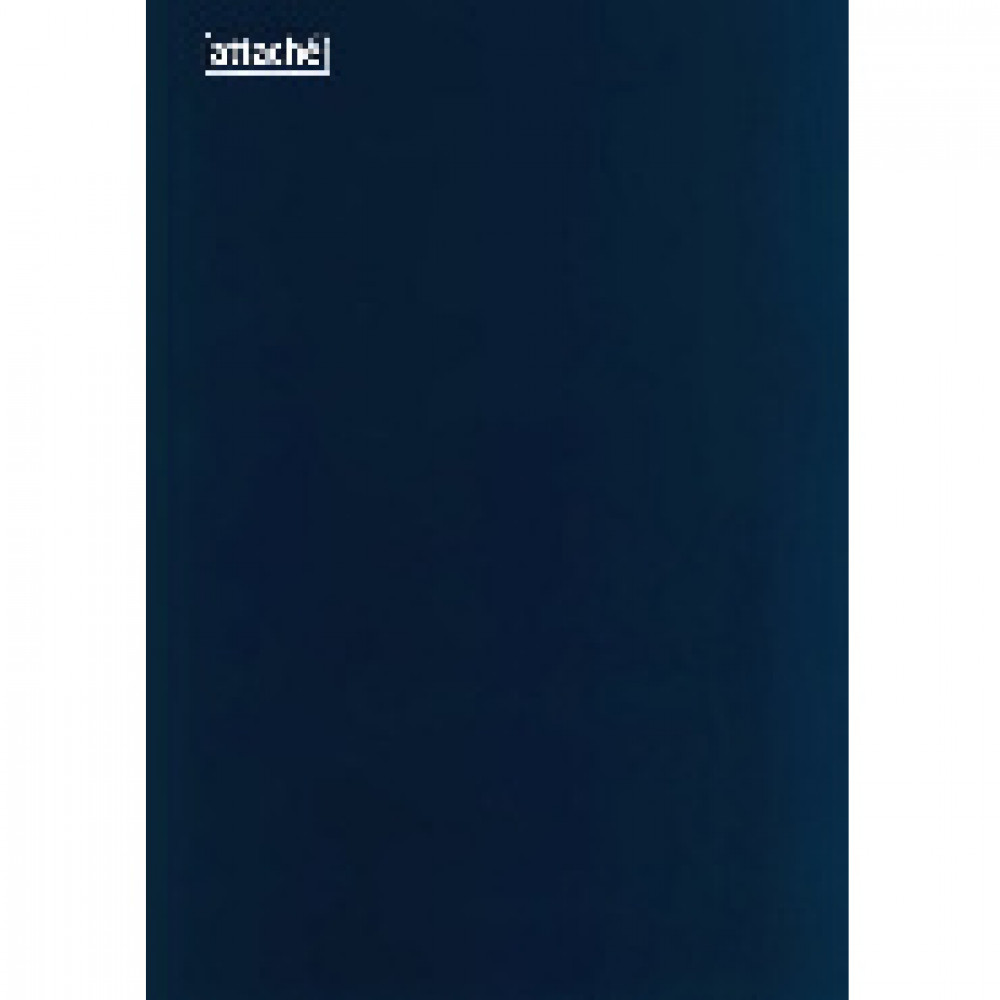 Книга учета бухгалтерская Attache офсет А4 96 листов в клетку на сшивке (обложка - бумвинил)